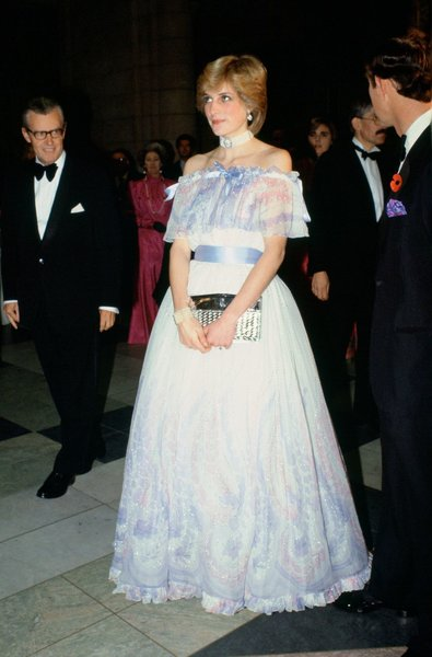 красивые платья дианы