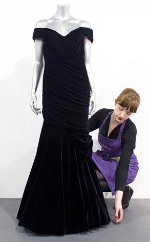 платье Дианы