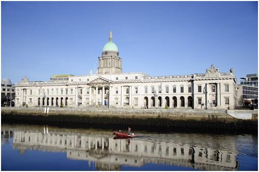 ирландия мирная страна