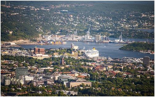 норвегия наиболее мирная страна
