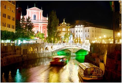 словения наиболее мирные страны