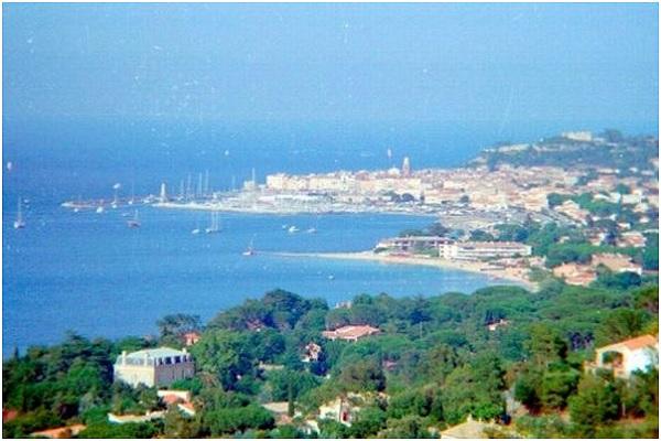 остров Святого Сан Тропе