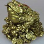 Трехлапая жаба богатства