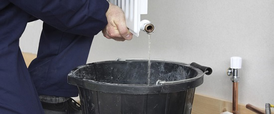 промывание системы отопления