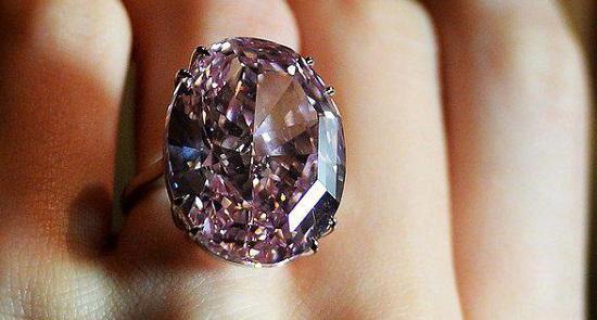 самый дорогой бриллиант