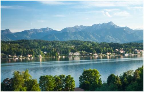 Австрия мирная страна