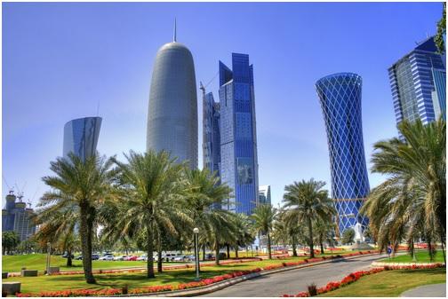 катар мирная страна