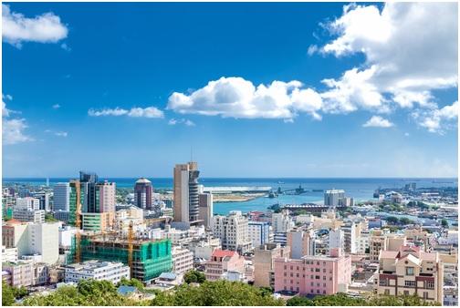Маврикий мирная страна