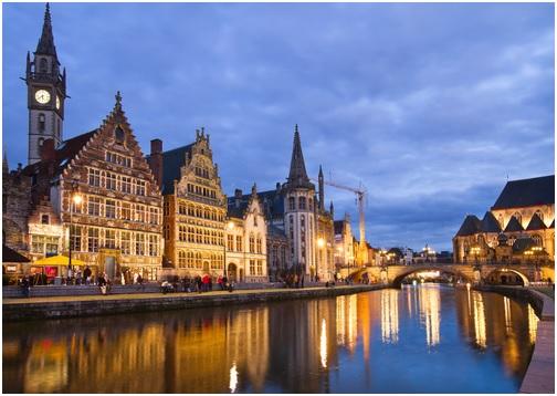 бельгия мирная страна