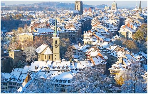швейцария мирная страна