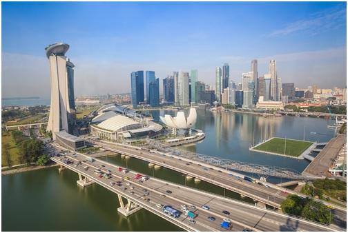 сингапур наиболее мирные страны