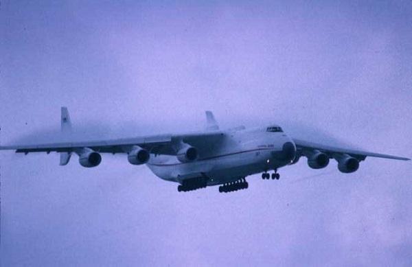 самый мощный самолет