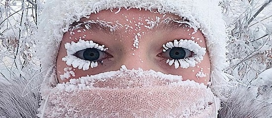заморозка кошмар
